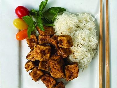 Pho Binh, Lemongrass Tofu - LAURA JEAN HOCKING