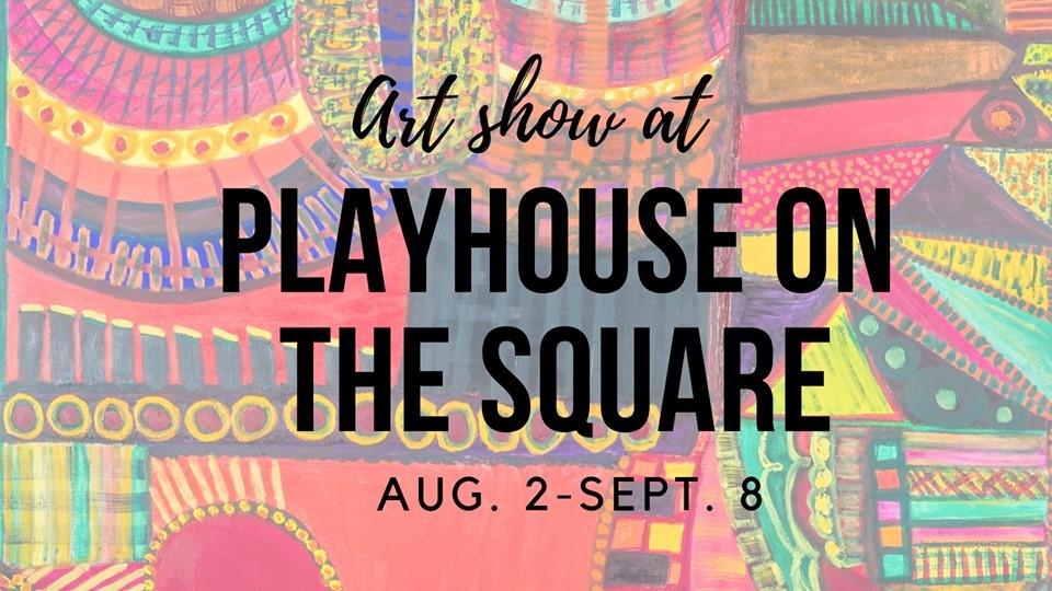 art show playhouse on