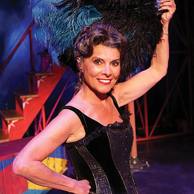 QA with Adrienne Barbeau  Theater Feature  Memphis News and Events  Memphis Flyer