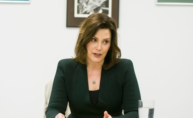 Why Slow And Steady Could Win Gretchen Whitmer The Race