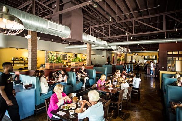 Ethos Vegan Kitchen  Restaurant Review  Orlando Weekly