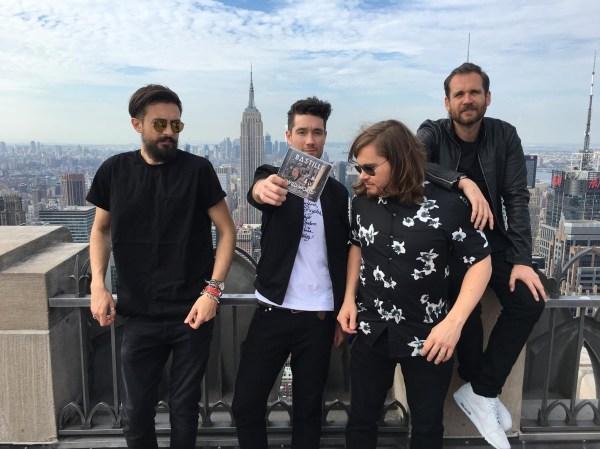 Bastille Announces Show In Orlando Part Of 2017 Tour