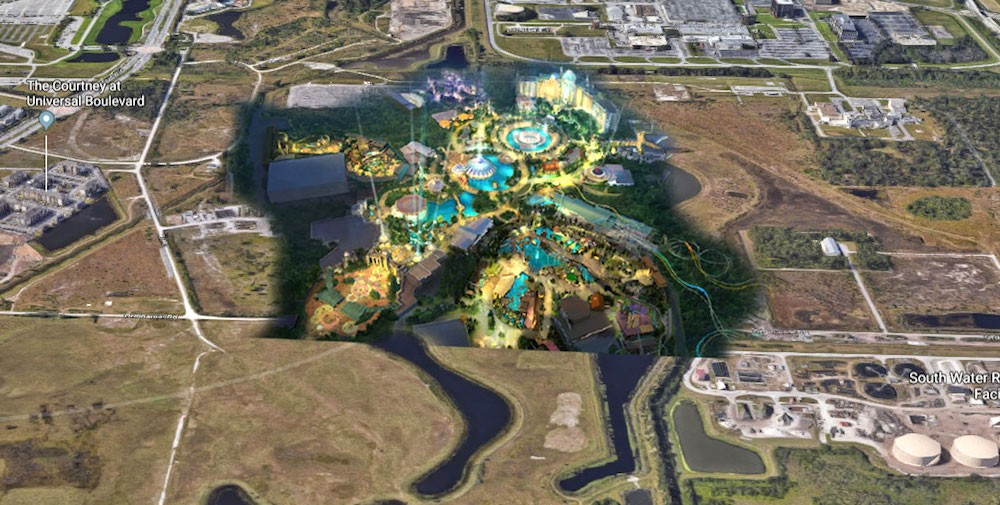 Land permits reveal a ton of new details regarding Universal Orlando's Epic Universe   Blogs