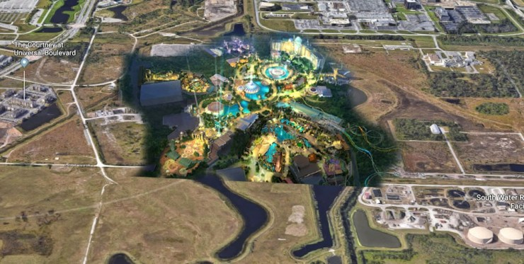 Land permits reveal a ton of new details regarding Universal Orlando's Epic  Universe | Blogs