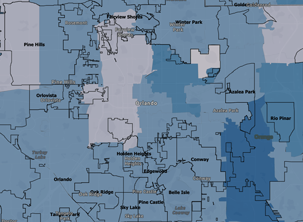 Florida's coronavirus map now shows cases by ZIP code   Blogs