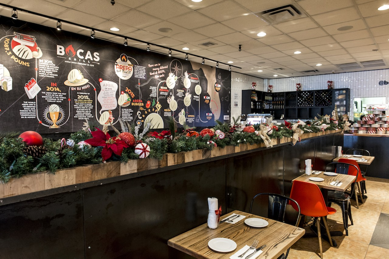 Miamibased Bocas Grill makes you open wide and say mmmm  Restaurant Review  Orlando