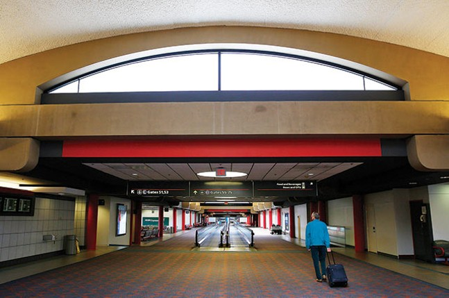 Is the Pittsburgh airport building up a flight bubble? | News ...