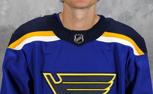 Jay Bouwmeester Update Gm Doug Armstrong Says He S Doing