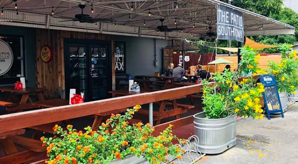 the patio southtown now closed but