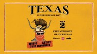 Texas Independence Day at the Rustic | The Rustic ...