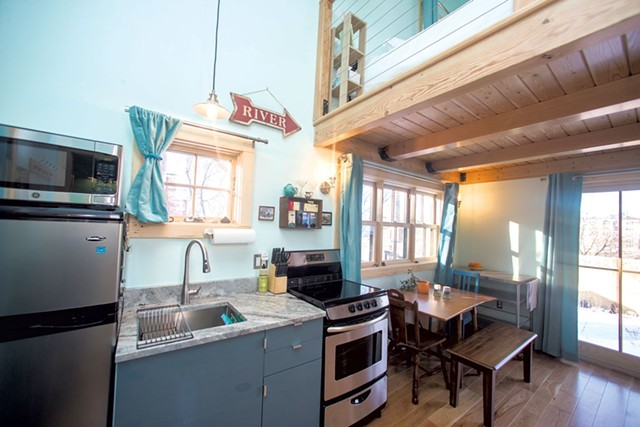 Burlington Homeowner Turns Old Outbuildings Into A Sweet