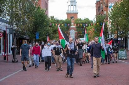 burlington bds rally