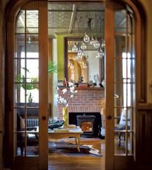 Burlington & Artfully Mixes And Interior