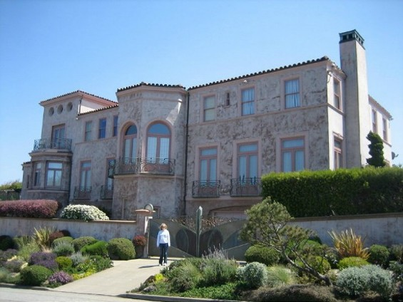 Tourism For Locals Honoring The San Francisco Homes Of