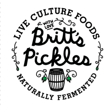 National Pickle Day with Britt's Pickles at Pike Place