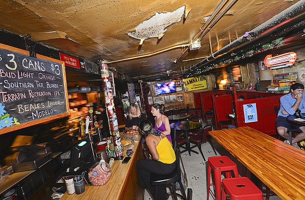 Ode To Dive Bars Cover Story Style Weekly Richmond VA Local News Arts And Events