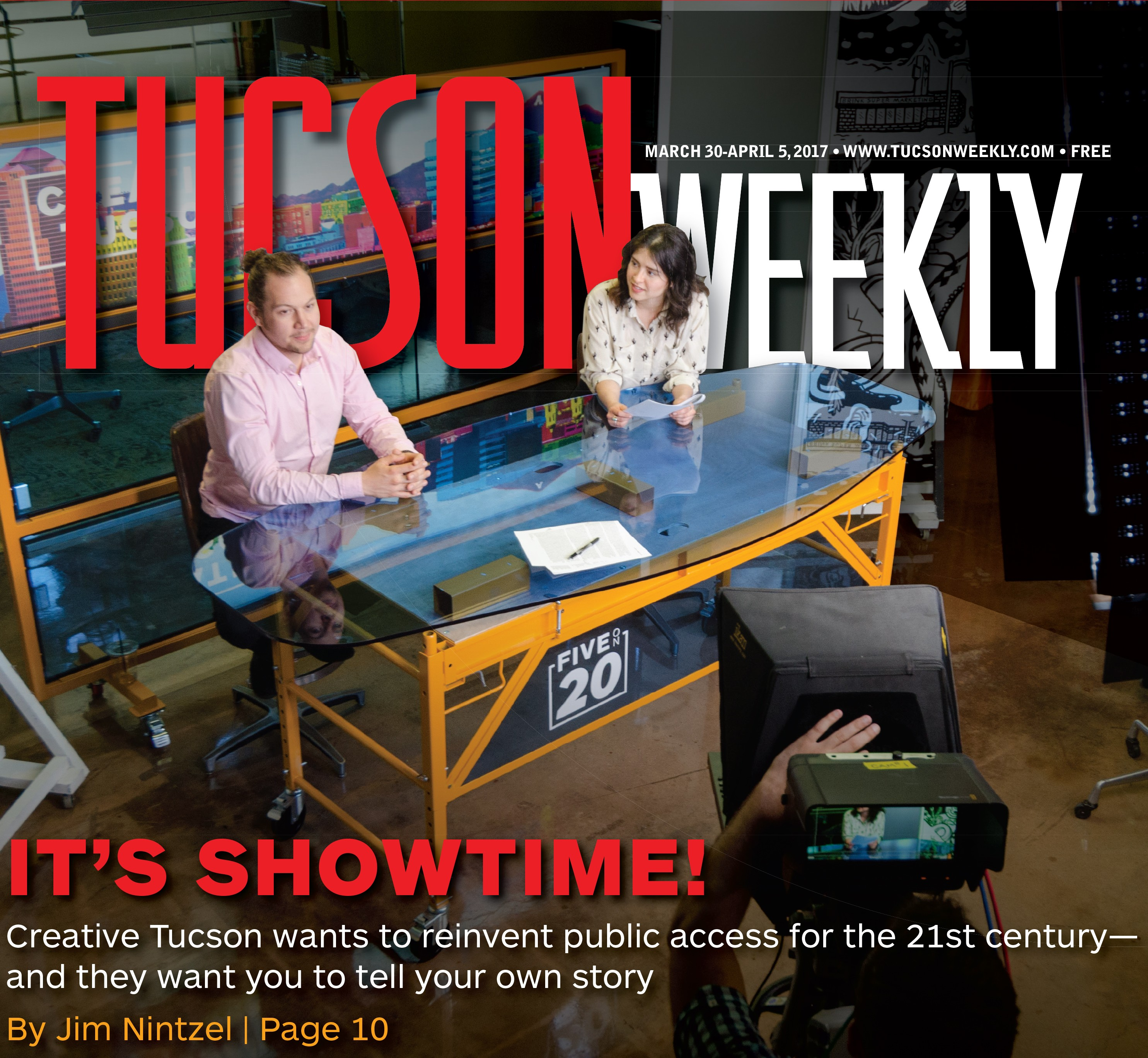 Its ShowTime  Feature  Tucson Weekly