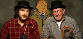 Peter Jackson and Steven Spielberg - Tintin