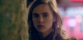 Suki Waterhouse in Official Trailer for 'The Girl Who Invented Kissing' | FirstShowing.net