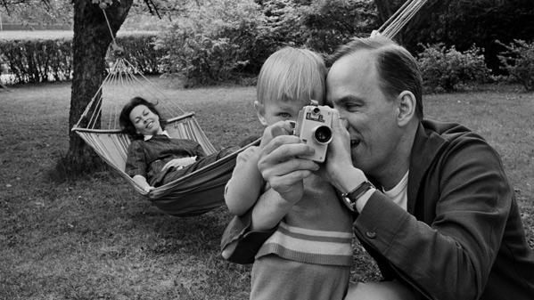 Searching for Ingmar Bergman Movie