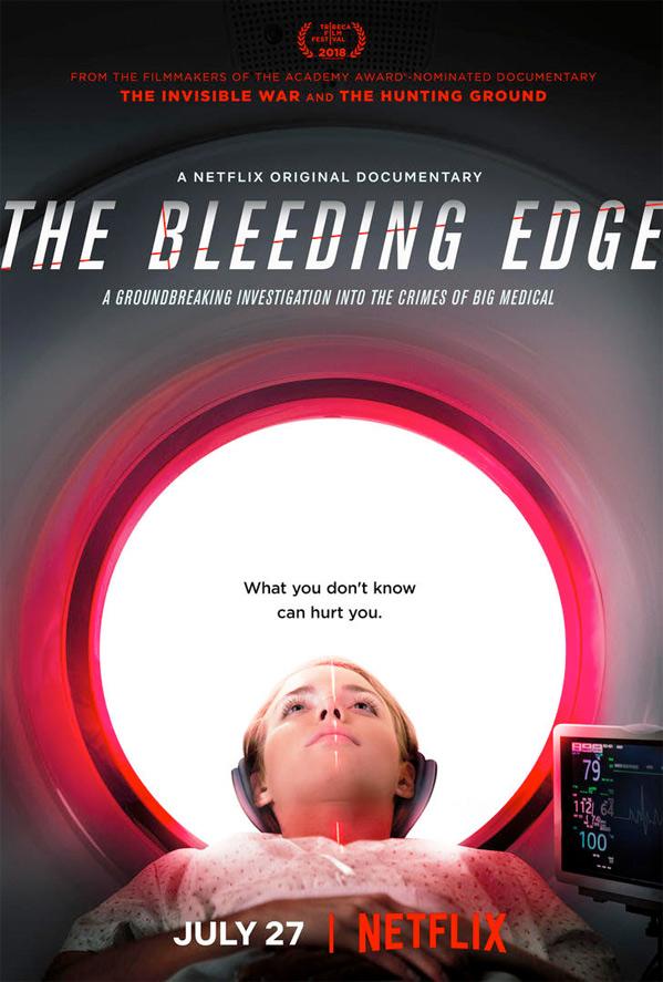 The Bleeding Edge Doc Poster