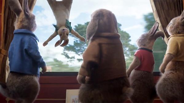 Peter Rabbit 2: The Runaway Movie