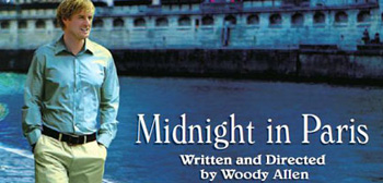 Woody Allen's Midnight in Paris