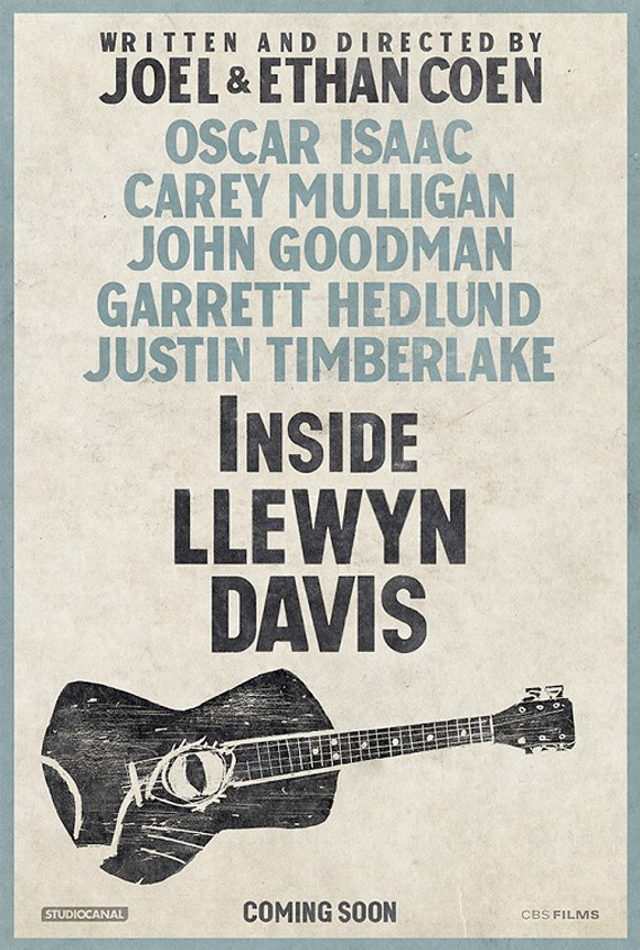 Inside llewyn Davis cannes 2013