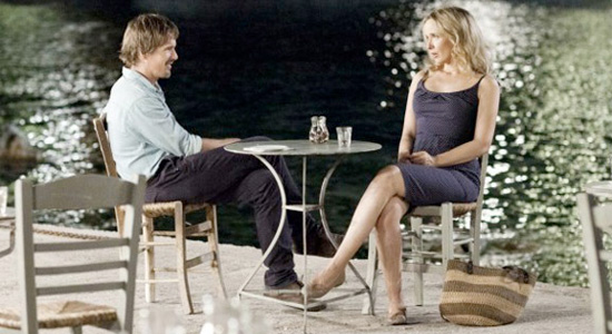 Before Midnight - Ethan Hawke and Julie Delpy