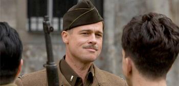 Brad Pitt en Malditos Bastardos