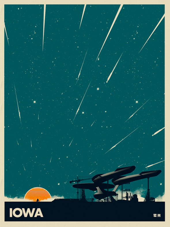 Avengers Quotes Wallpaper More Stunning Travel Posters Inspired By Star Trek