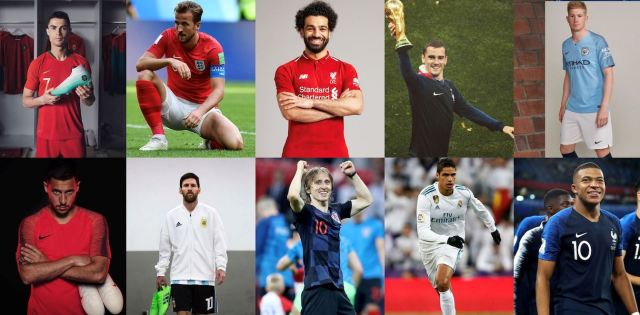 Image result for pemain bola 2018