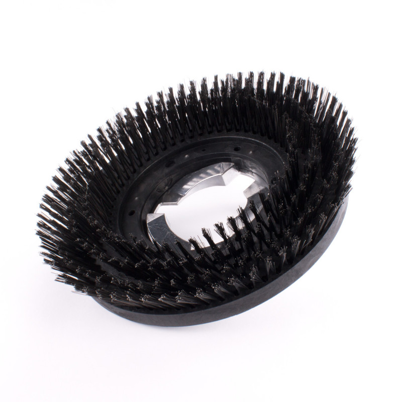 13 inch Aggressive Wire Floor Buffer Brush