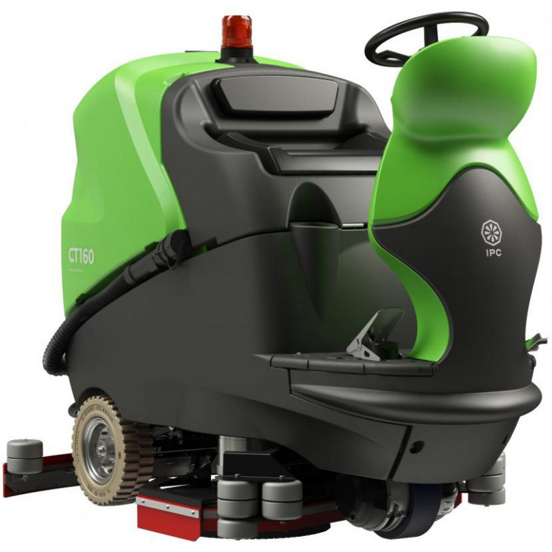 IPC Eagle 36 inch Rider Floor Scrubber  CT160  39 Gallons