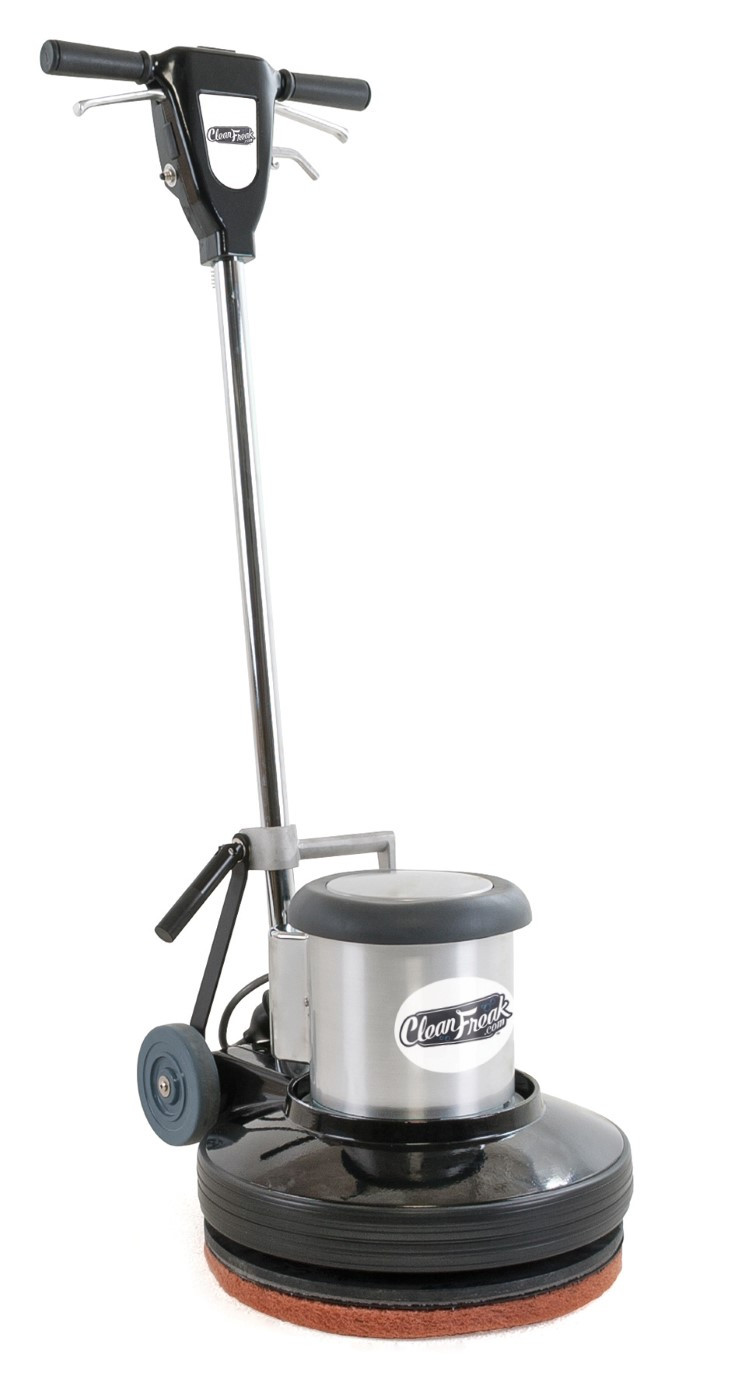CleanFreak 17 inch Rotary Floor Buffer  Scrubbing Machine