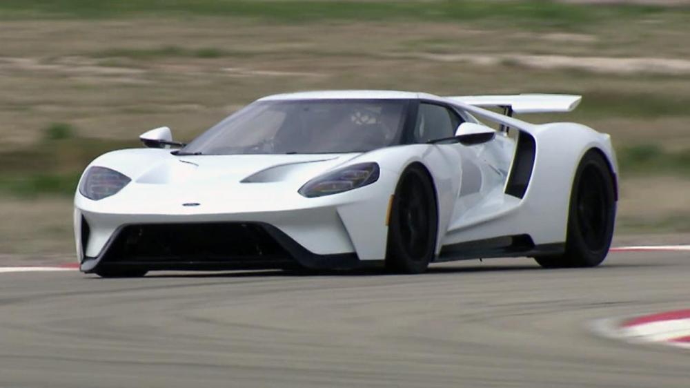 medium resolution of 2017 ford gt test drive