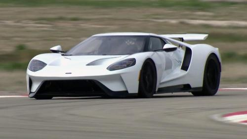 small resolution of 2017 ford gt test drive