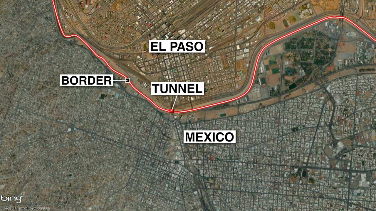 Border Patrol agents find tunnel in El Paso that connects city to storied past  Fox News