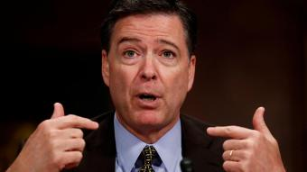 Comey's memo leak contact had 'special government employee' status at FBI