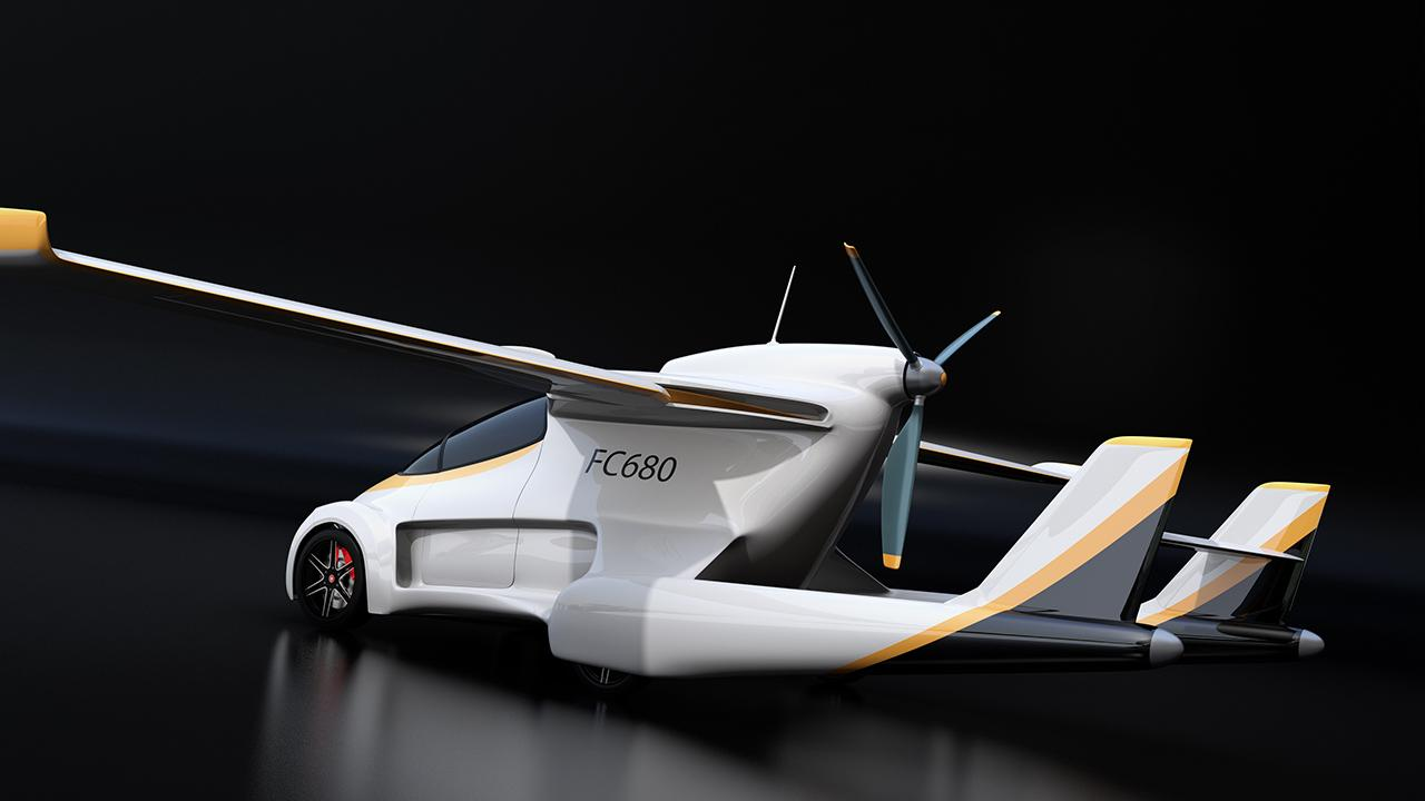Fox News Flying Cars Aston Martin To Toyota Who S Making Them