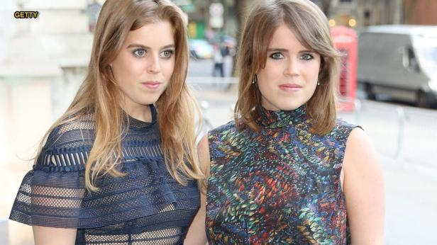 Princesses Eugenie, Beatrice insist they're 'real'
