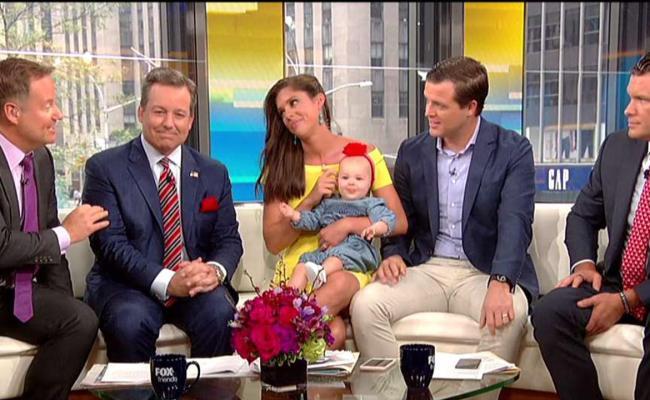The View Former Fox Friends Host Abby Huntsman
