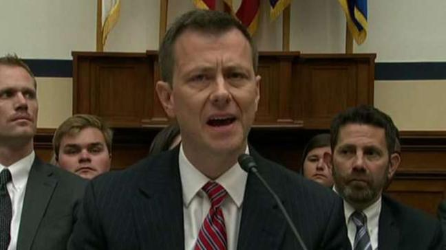 New Strzok-Page texts reveal others 'leaking like mad'