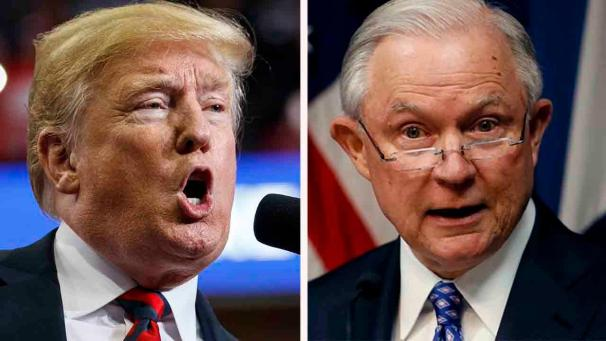 Trump still taunting Jeff Sessions