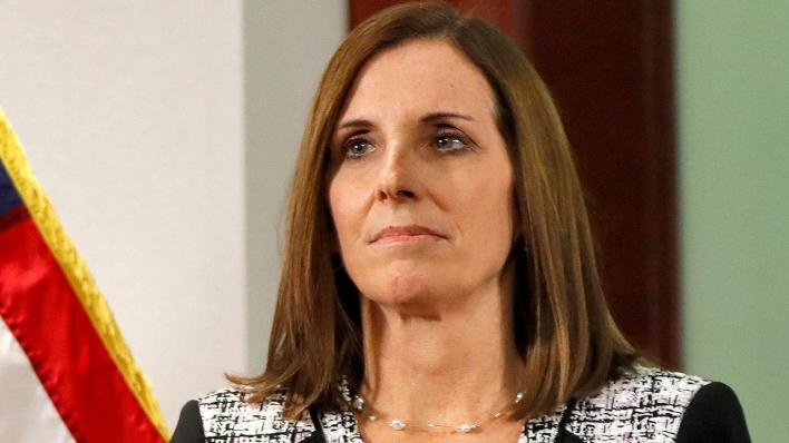 Sen. Martha McSally reveals she is a survivor of military sexual assault