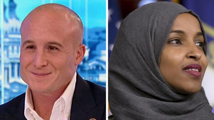 Rep. Max Rose calls Rep. Ilhan Omar's comments on 9/11 'insensitive' and 'offensive'