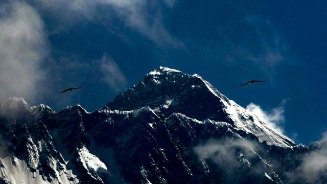 Why has this year's Mt. Everest climbing season been so deadly?