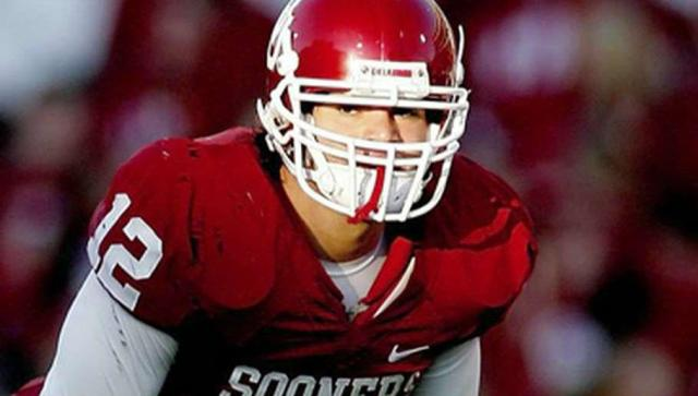 Father of Oklahoma football star who overdosed testifies at landmark opioid trial