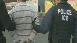 Nationwide ICE deportation crackdown underway