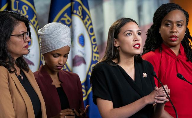 What Does Alexandria Ocasio Cortez And The Squad S
